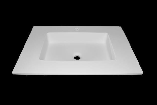 encimera de baño ideal