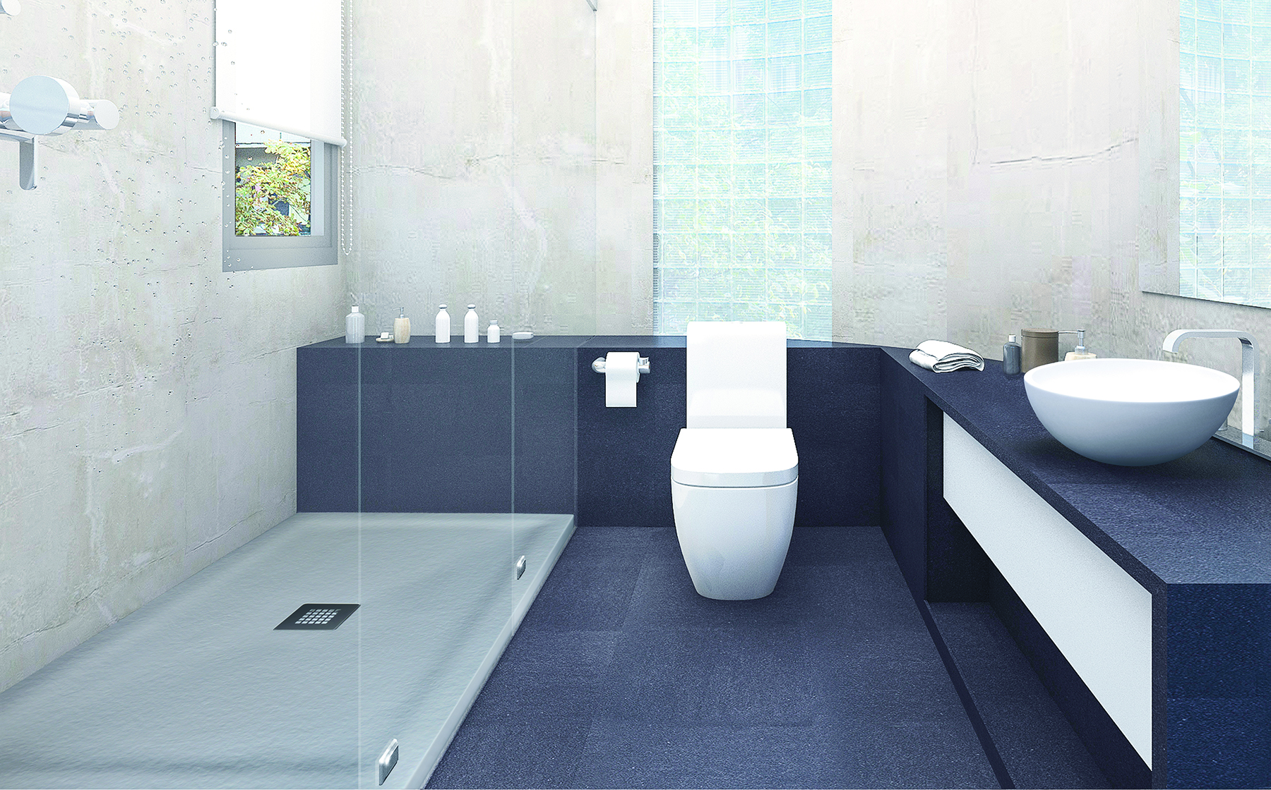 Plato Ducha Natural.Shower Tray Nature Plus Forms And Design In Shower Tray